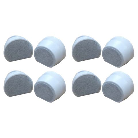 8pk Replacement Charcoal Filters, Fits Drinkwell Avalon, Pagoda & Sedona Pet Fountains