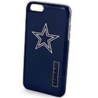 NFL Dallas Cowboys Silicone and TPU Licensed Dual Hybrid Case for Apple iPhone 7
