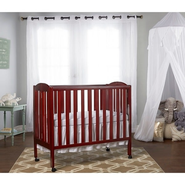Shop Dream On Me 3 In 1 Folding Portable Crib Free