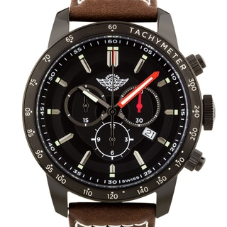 Zentler Freres Oracle Men's Swiss Made Chronograph Watch