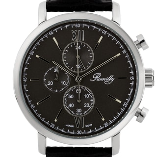 Romilly Accordini Men's Multi-Function Watch