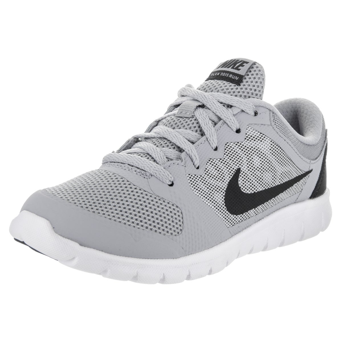 Nike Kids Flex 2015 Rn (PS) Running Shoe (11), Boy's, Gre...