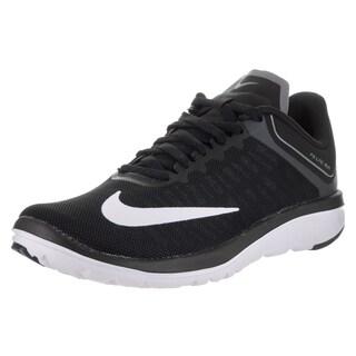 Nike Women's FS Lite Run 4 Black Running Shoes