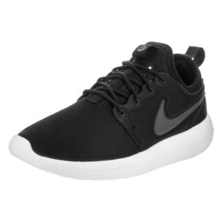 Nike Women's Roshe 2 Black Textile Running Shoes
