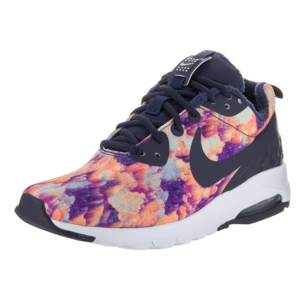 1dccd82479f Nike Women  x27 s Air Max Motion Multicolor Textile Print Running Shoe