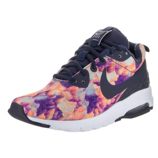 Nike Women's Air Max Motion Multicolor Textile Print Running Shoe