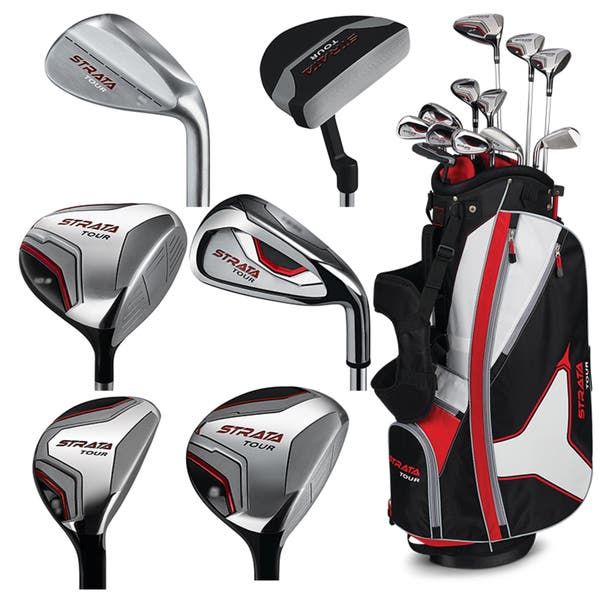 Shop Callaway Strata Tour 18 Full Set 2016 - Overstock - 13831226