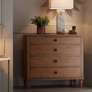 Madison Park Signature Victoria Light Natural Small Dresser