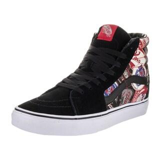 Vans Unisex Sk8-Hi Labels Skate Shoe