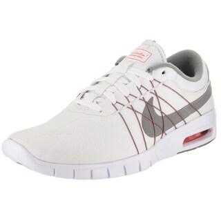 Nike Men's SB Koston Max White Textile Skate Shoes