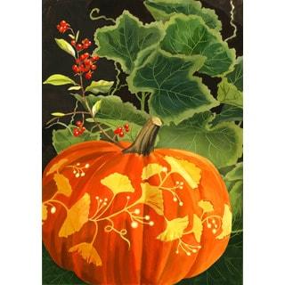'Magic Pumpkin' Flag