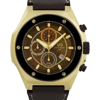 Ulysse Girard Dionne Swiss Chronograph Men's Watch