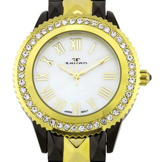 Tavan Charlotte Ladies Mother Of Pearl Dial Watch