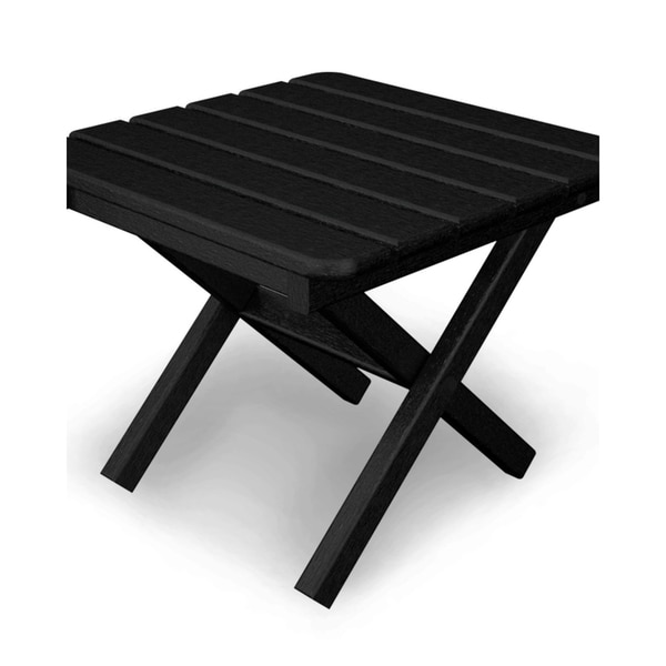 POLYWOOD® Square 18-inch Side Table