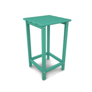 POLYWOOD® Long Island 26-inch Counter Side Table