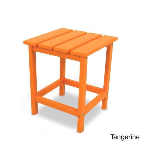 POLYWOOD® Long Island 18-inch Side Table