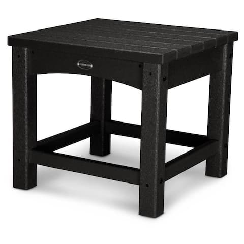 POLYWOOD® Club 18-inch Side Table