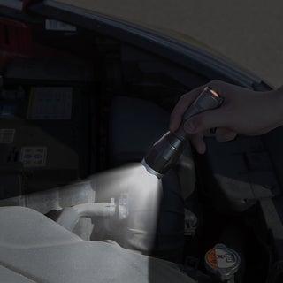 Stalwart 1000 Lumen CREE LED Tactical Aluminum Flashlight - 5 Modes