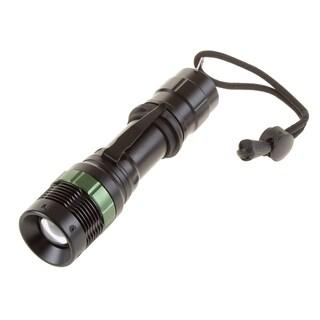 Stalwart 300 Lumen CREE LED Tactical Aluminum Flashlight - 3 Modes