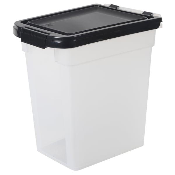 Iris USA INC 10 Lb Airtight Pet Food Storage Container  sc 1 st  Overstock & Iris USA INC 10 Lb Airtight Pet Food Storage Container - Free ...