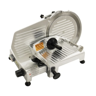 Weston Brands Stainless Steel 10-inch Commercial Meat Slicer