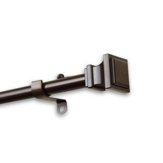 Box Adjustable Curtain Rod 7/16-inch