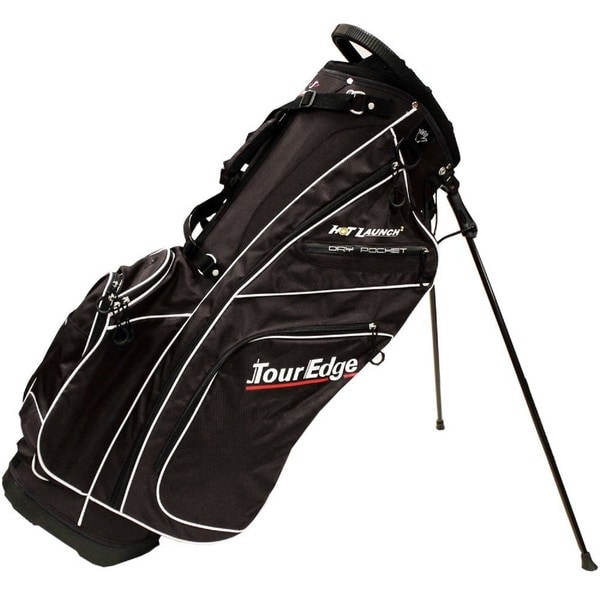 Tour Edge Hot Launch 2 Nylon Stand Golf Bag