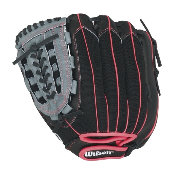 Wilson Flash Multicolored Leather Fastpitch All-position Softball Glove