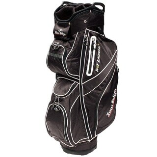 Tour Edge Hot Launch Multicolor Nylon 2-cart Bag