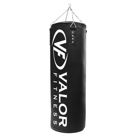 Valor Fitness Vinyl Adjustable Heavy Punching Bag