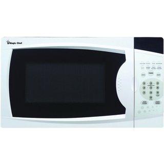 Magic Chef 0.7 Microwave Oven, White