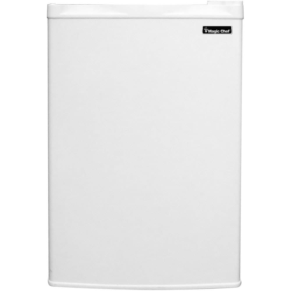 Magic Chef Front Load Freezer, White