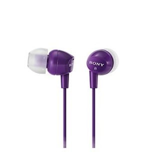 Sony MDR-EX10LP Violet In-ear Stereo Headphones