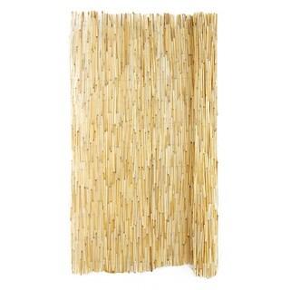 Peeled Reed Fencing