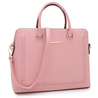 Dasein Front Sching Women S Shoulder Briefcase