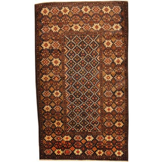 Handmade Balouchi Wool Rug (Afghanistan) - 3'8 x 6'7