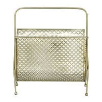 Maison Rouge Lamartine Metal Magazine Rack
