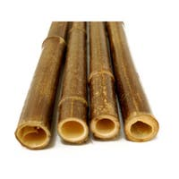 Brown Bamboo Pole Bundle (Case of 25)