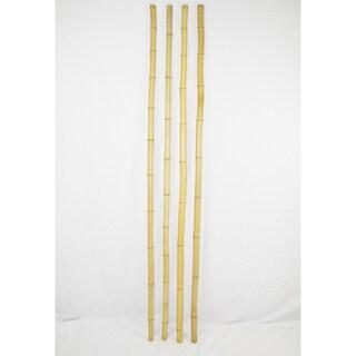 25-piece 6' H x 1-inch D Bamboo Pole Bundle