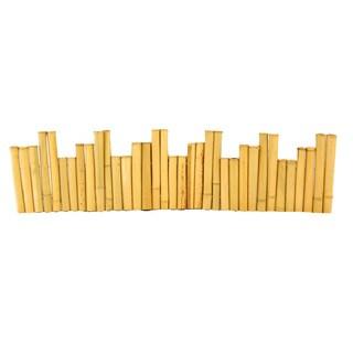 Tan Bamboo Borders (Pack of 4)