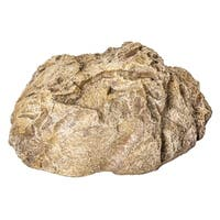 Large Beige Artificial Boulder