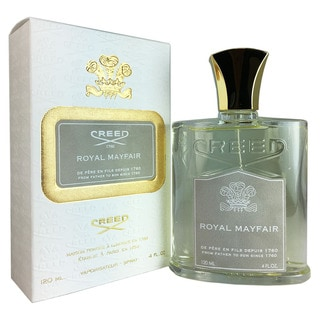 Creed Royal Mayfair Unisex 4-ounce Eau de Parfum Millesime Spray