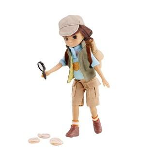 Schylling Lottie Dolls Fossil Hunter