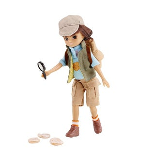 Schylling Lottie Dolls Fossil Hunter