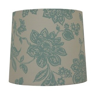 Decor Therapy Floral Print Lamp Shade