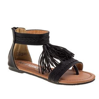 Kensie Girl Sandal With Tassel