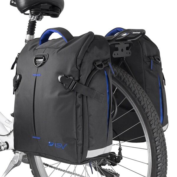 BV Bike Commuter Bag Cycling Panniers Rear Storage