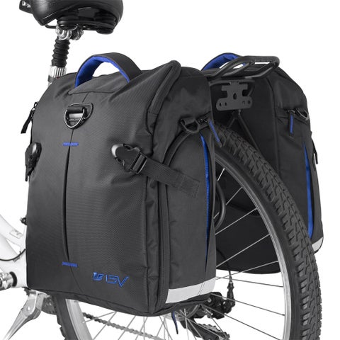 BV Bike Commuter Bag Cycling Panniers Rear Storage