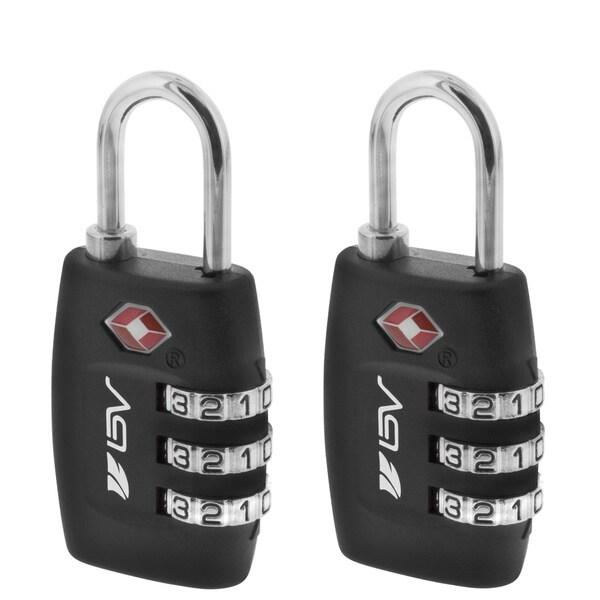 BV Bicycle Travel Lock, TSA-Accepted Travel Lock