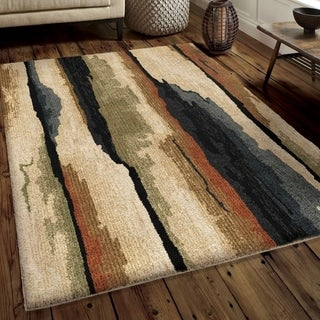 Link to Orian Rugs Carolina Wild Rock Cliff Similar Items in Transitional Rugs